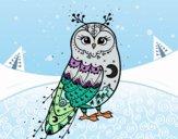 Lechuza de invierno