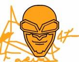 Máscara aviador