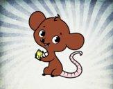 Ratón bebé