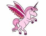 Unicornio joven