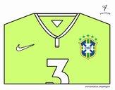 Camiseta del mundial de fútbol 2014 de Brasil