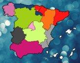 Las Comunidades Autónomas de España