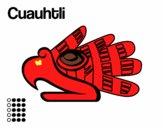Los días aztecas: el águila Cuauhtli