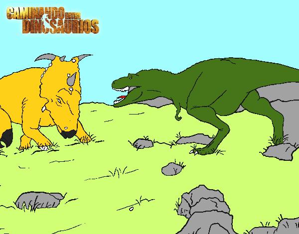 Gorgosaurio