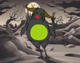 Dibujo Monstruo aterrador pintado por Socovos