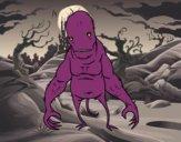 Dibujo Monstruo súper feo pintado por Socovos