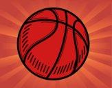 Pelota de baloncesto