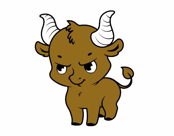 el toro bebe