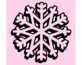 Copo de nieve 1