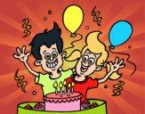 Cumpleaños de hermanos