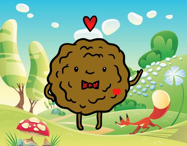 la galleta mas linda del mundo