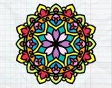 Dibujo Mandala celta pintado por LosPrimos6