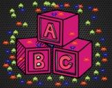 Cubos educativos ABC