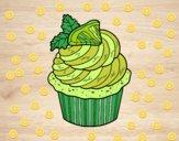 Cupcake de limón