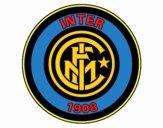 Dibujo Escudo del Inter de Milán pintado por hassi