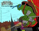 Leonardo de Ninja Turtles