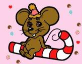 Ratón Navideño