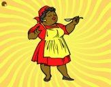 Señora cocinera