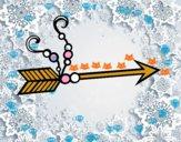 Flecha india