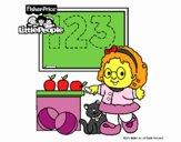 Dibujo Little People 11 pintado por Francesita