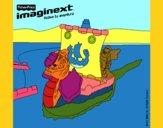 Imaginext 19