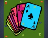 Baraja de cartas americanas
