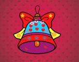 Decoración de Navidad campana
