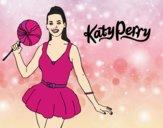 Katy Perry con piruleta