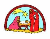 Pesebre de navidad