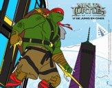Raphael de Ninja Turtles