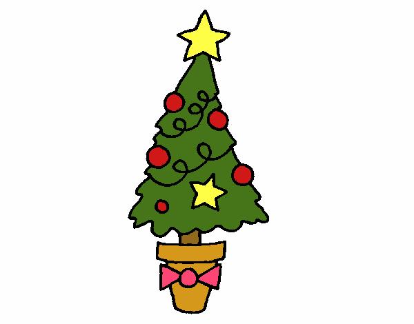 Abeto de Navidad