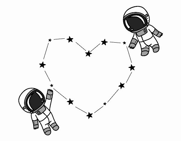 Amor en el espacio