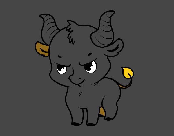 Bebé toro