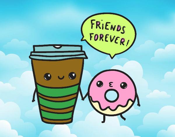 amigas por siempre
