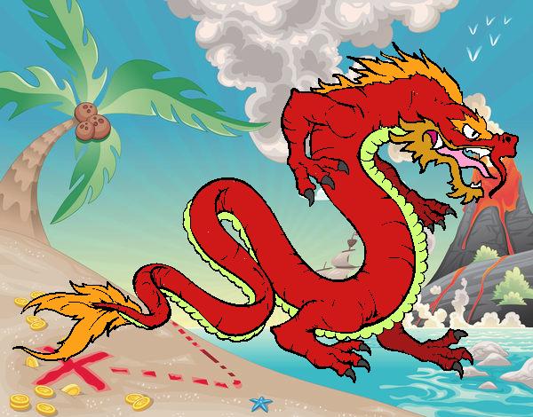 dragones carrera al borde