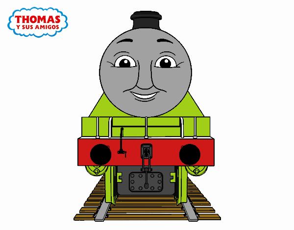 Henry de Thomas y sus amigos