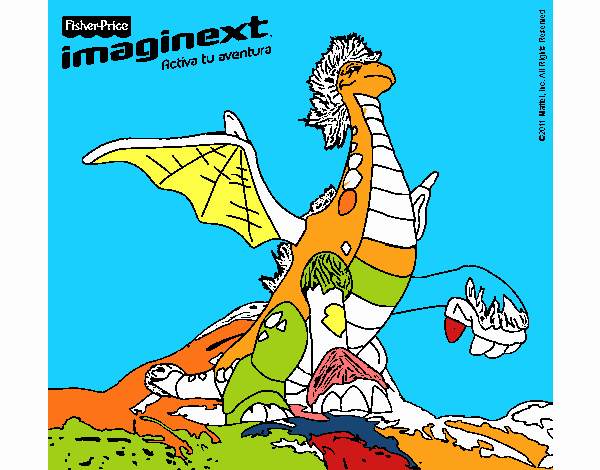 Imaginext 9