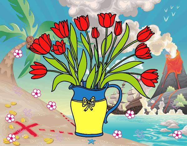 Me gustan las flores