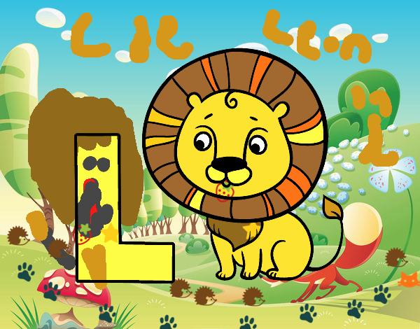 L de León