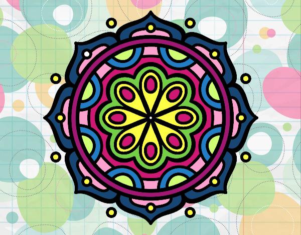 Mandala para meditar
