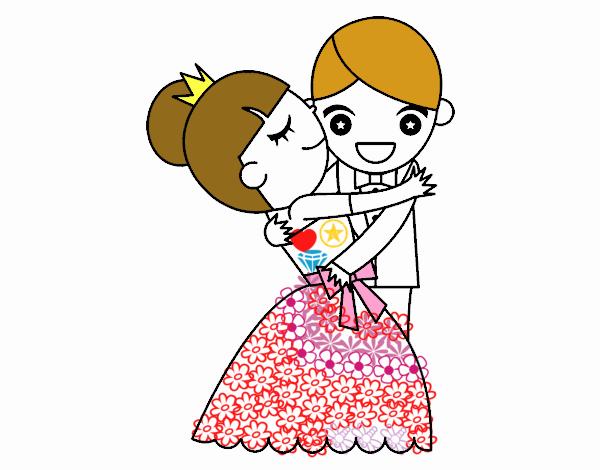Marido y Mujer bailando