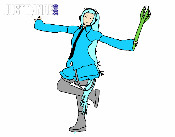 Miku Just Dance