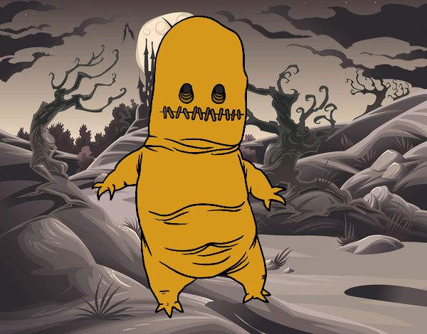 Monstruo de trapo