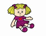 Muñeca de juguete