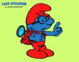 Pitufo filósofo