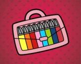 Dibujo Rotuladores de colores pintado por AgusNet