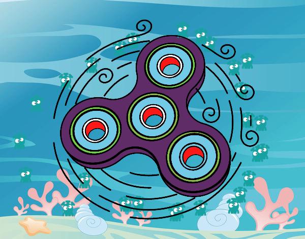 Spinner de juguete