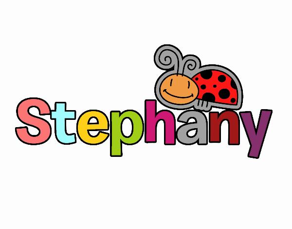 Dibujo Stephany pintado por stefanyvam