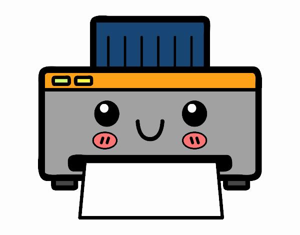 Una impresora