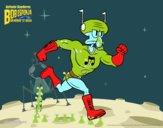Bob Esponja - Desafinardo corriendo